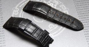 Black Panerai Strap
