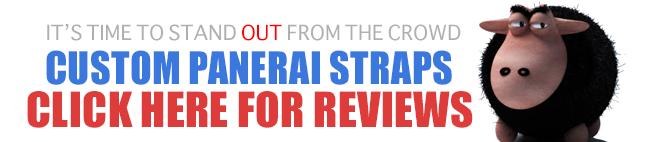 Panerai Strap Reviews