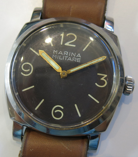 Panerai 6152 1 Marina Militare Up For Sale At Christie S
