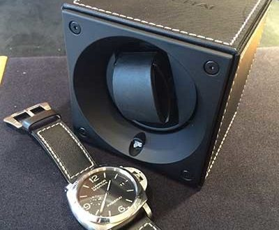 panerai watch winder