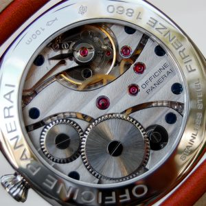 Panerai OPX movement