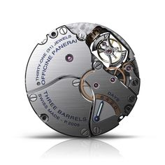 Panerai P.2005 Movement