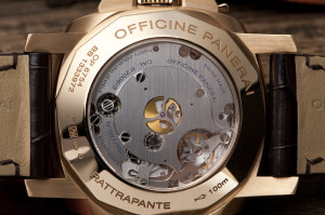 Panerai P.2006-3 Movement