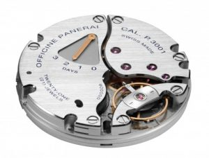 Panerai P.3001 Movement