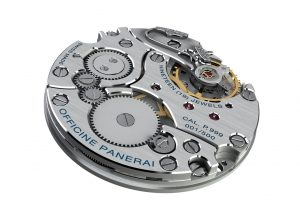 Panerai P.999 Movement
