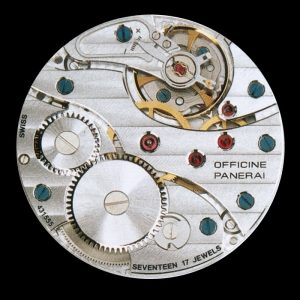 Panerai opXI movement