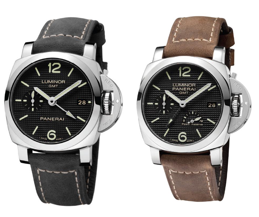 Introducing the Panerai PAM535 and PAM537 Hobnail Dial for 2014