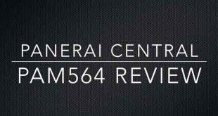 panerai pam564 video review
