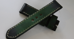 panerai custom strap