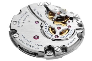 Panerai P.1000 Movement