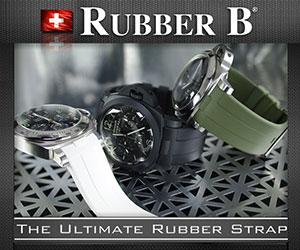 Rubber B Straps