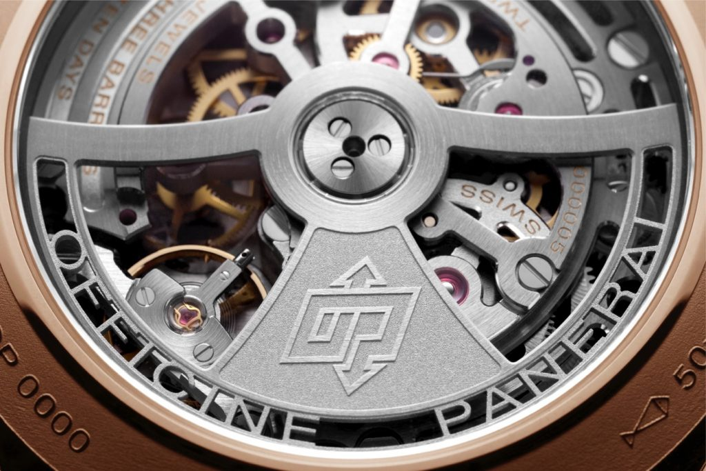 Panerai PAM624 Movement