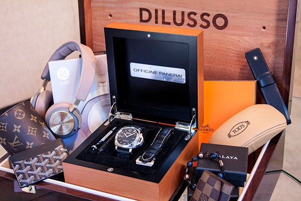 DILUSSO Surprise Box - Panerai Central