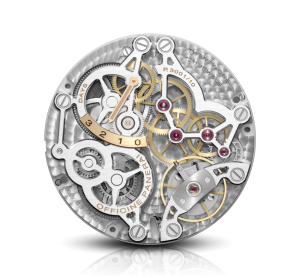 P.3001/10 Movement