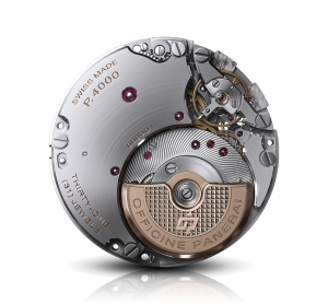 Panerai P.4000 Movement