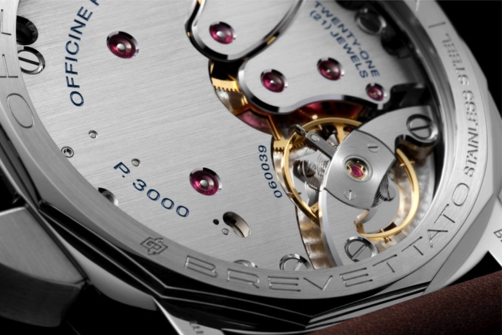P.3000 Movement