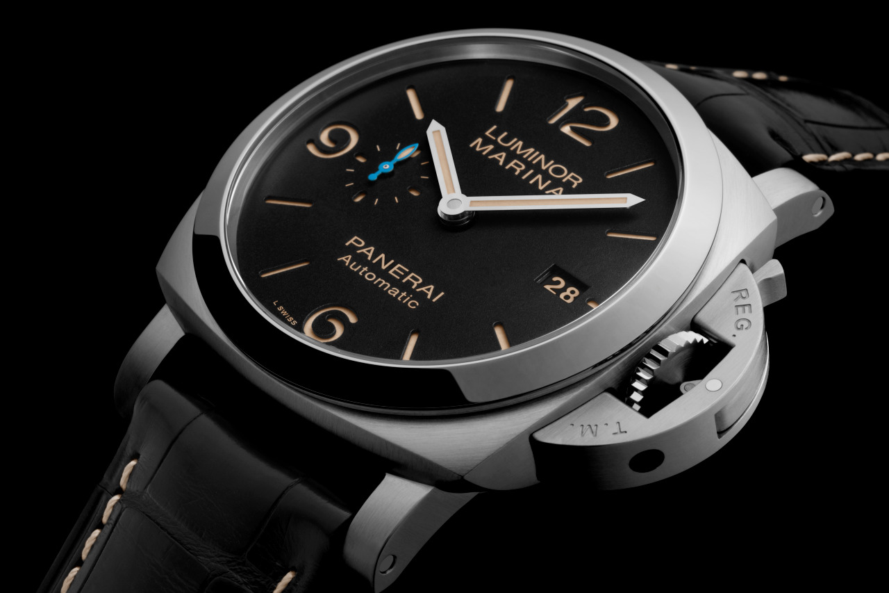 Panerai Pam1312 Luminor Marina P 9010 Panerai Central