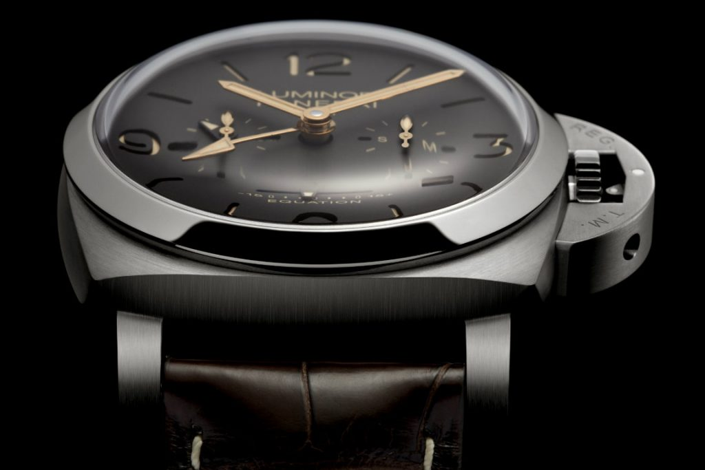 Panerai PAM656 Equation of Time