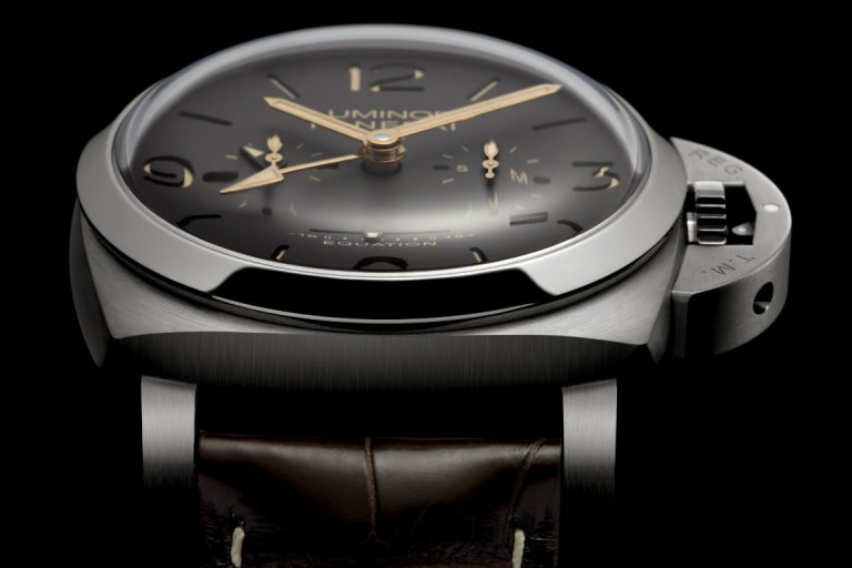 Luminor 1950 8 Days Equation of Time GMT copy watch
