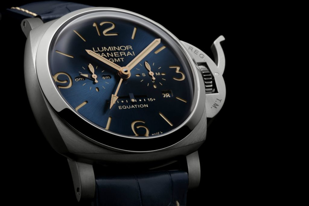 Panerai PAM670 Equation of Time