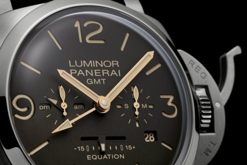 Panerai PAM656 Equation of Time