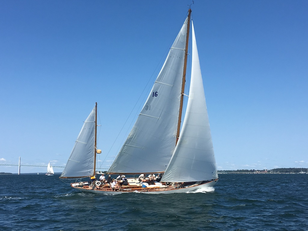 A Weekend at Sea With Officine Panerai at the Panerai Classic Yacht Challenge - Panerai Central