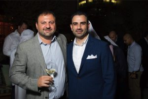 Milvin George - Panerai Managing Director Middle East