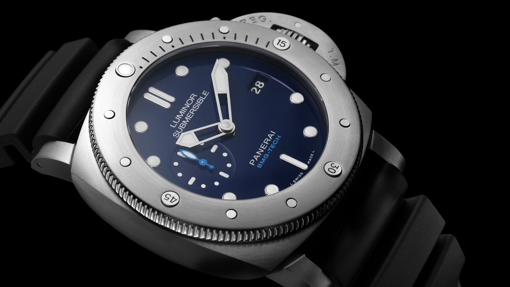 Luminor Submersible 1950 BMG-Tech PAM692 copy watch