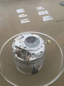 Panerai P.2005 Tourbillon Movement