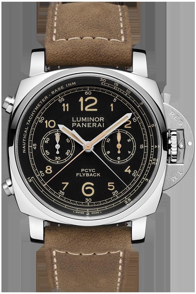 Panerai PAM653 Luminor 1950 Chrono replica watch