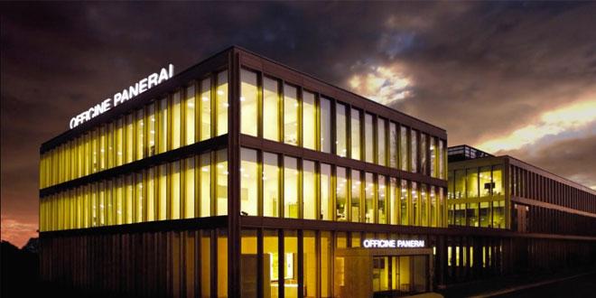 Panerai Manufacture Neuchatel Switzerland