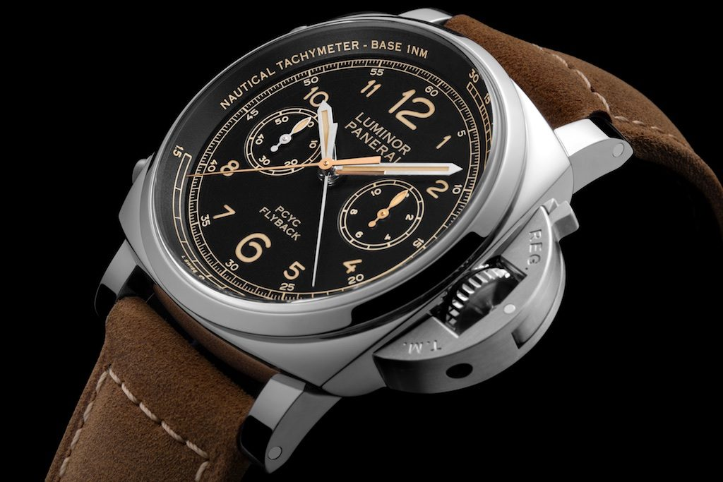 Panerai PAM653 Luminor Marina PCYC Chrono