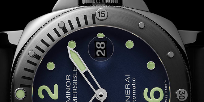 Panerai PAM731 – First Ever E-Commerce Limited Edition Luminor