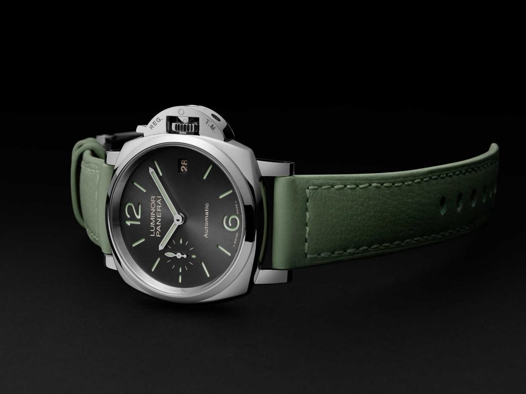 Panerai PAM755 Luminor Due 38mm