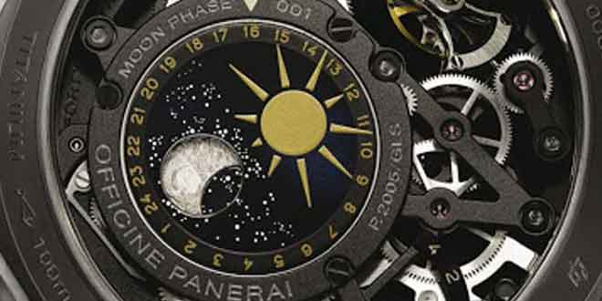 Panerai Takes You To The Moon With The PAM920