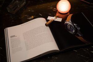 Tourbillons & Cigars - Panerai Dubai