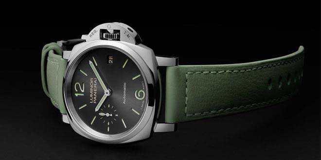 Panerai 38mm LUminor Due