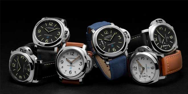 Panerai Logo Dial Line Expands With A Lower Price Point