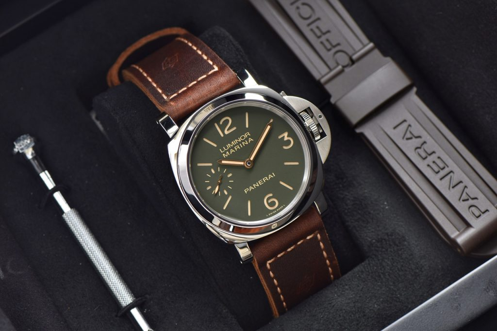 Panerai PAM911 Last on For Paneristi