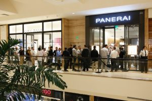 Panerai Central South Coast Plaza Event