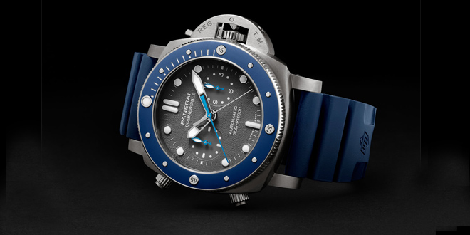 Officine Panerai PAM982 Submersible Chrono Guillame Néry Edition