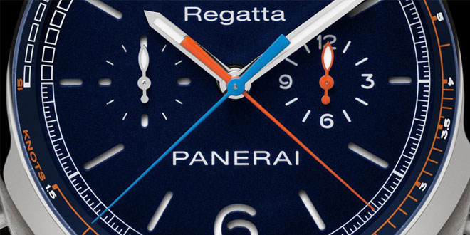 Panerai Releases the PAM956 Luminor Marina Regatta Transat Classique