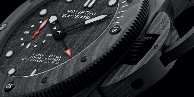 SIHH 2019 – The PAM01039 Luna Rossa Carbotech Submersible