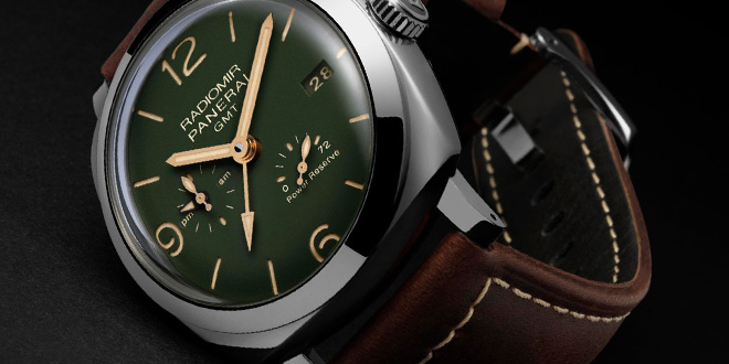 "The New ""Edizione Verde Militare"" (Military Green Edition)"