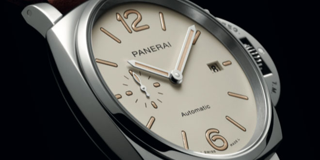 6 New Panerai Luminor Due Models Introduced