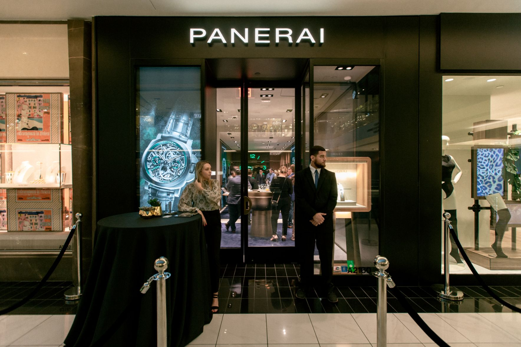 Panerai Boutique Houston