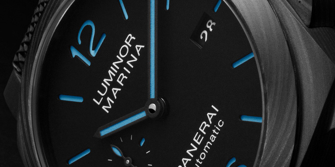 Panerai PAM1661 Carbotech Luminor Marina