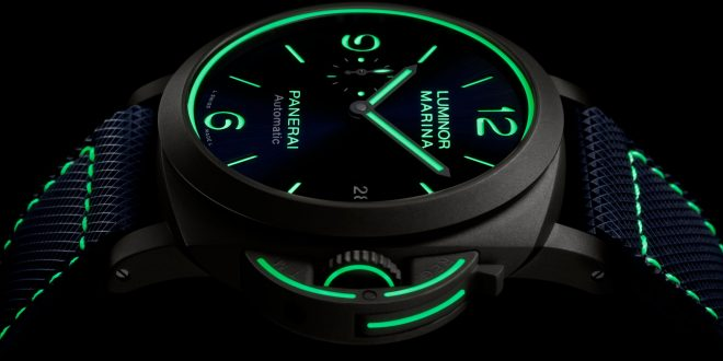 Panerai Celebrates 70 Years of Luminor With 3 New Pieces With A Twist
