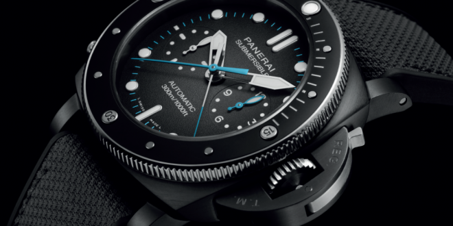 Panerai & Jimmy Chin Release Two Collaboration Watches