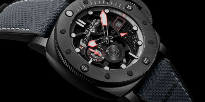 Panerai & BRABUS Team Up to Give Us The PAM1240 Submersible